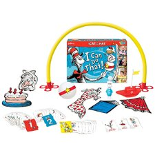 I Can Do That! Games: Dr. Seuss Cat in the Hat Card Game