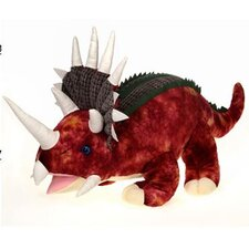 Triceratops with Sound Stuffed Animal