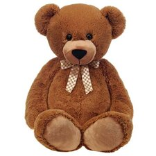 "38"" Cuddle Bear with Ribbon"