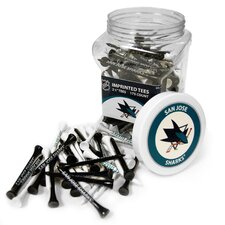 NHL 175 Imprinted Tee Jar