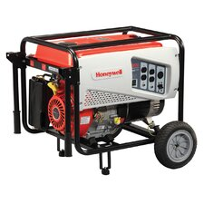 <strong>Honeywell Generators</strong> 6,500 Watt Portable Gas Powered Generator