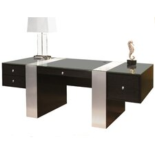 <strong>Sharelle Furnishings</strong> Nero Desk