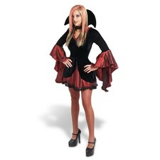 Lava Diva Female Vampire Costume