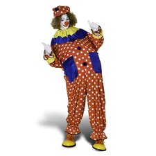 Lava Diva Clown Costume