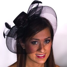 Mesh Mini Top Hat