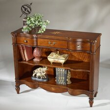 "Plantation Cherry 33"" Bookcase"