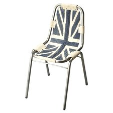 Loft Shelton Denim Side Chair