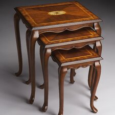 <strong>Butler</strong> Masterpiece 3 Piece Nesting Tables