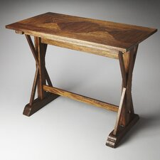 Mountain Lodge Pub Table with Optional Stools