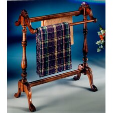 Plantation Cherry Quilt Rack