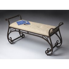 Metalworks Metal Bench