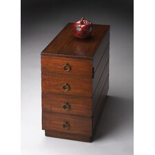 Connoisseur's Chairside 4 Drawer Chest