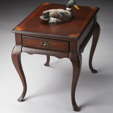 Plantation Cherry End Table