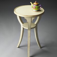 <strong>Butler</strong> Masterpiece Round Pedestal End Table