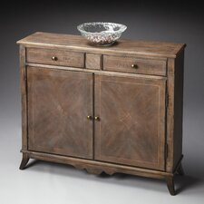 Masterpiece 2 Drawer Console Cabinet