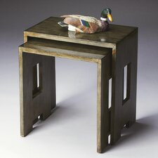 <strong>Butler</strong> Loft 2 Piece Nesting Tables
