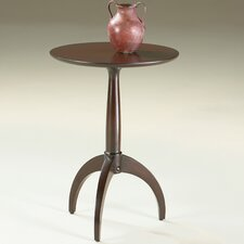 Transitions Pedestal End Table