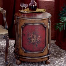 Artist's Originals Drum End Table