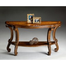 Connoisseur's Console Table