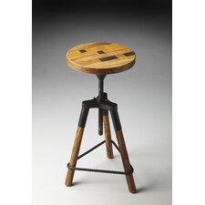 Metalworks Revolving Bar Stool