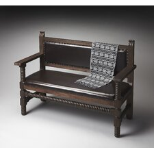Heritage Wood Entryway Bench