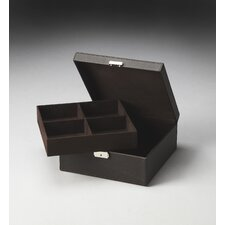 Hors D'oeuvres Lido Leather Storage Case