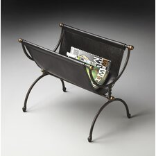 Metalworks Magazine Basket