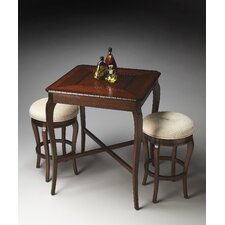 <strong>Butler</strong> Plantation Counter Height Pub Table with Optional Stools