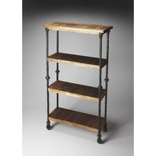 Artifacts Fontainebleau Industrial Chic Bookcase