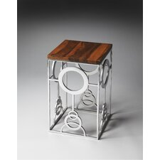 Metalworks Logan End Table