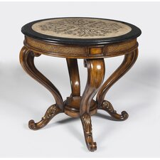 Heritage Geneva Foyer End Table