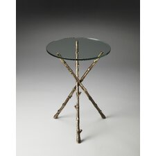 Metalworks Alpine End Table