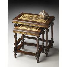 Heritage 2 Piece Nesting Tables