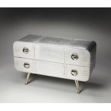 Metalworks Midway Aviator Console Chest