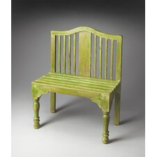 Artifacts Roseland Solid Wood Bench