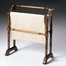 <strong>Butler</strong> Plantation Cherry Quilt Rack