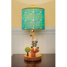 Little Tree House Table Lamp