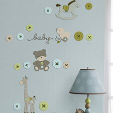 Toyland Wall Decal