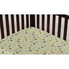 Jungle Walk Fitted Sheet