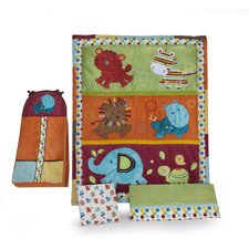 Animal Parade Crib Bedding Collection