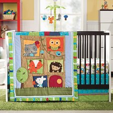 Little Tree House Crib Bedding Collection