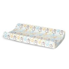 Elephants Changing Pad Cover