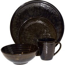 <strong>Sango</strong> Spectrum 16 Piece Dinnerware Set