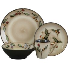 Dolce 16 Piece Dinnerware Set