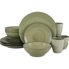Corona 16 Piece Dinnerware Set