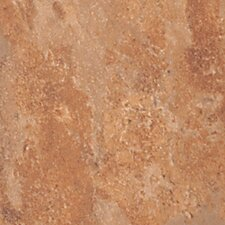 "Tundra 6"" x 6"" Glazed Porcelain Field Tile in Autumn"