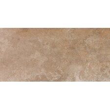 "W-Slate 12"" x 6"" Cove Base Tile Trim in Light"