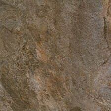 "<strong>Florim USA</strong> W-Slate 6"" x 6"" Porcelain Cut Field Tile in Indigo"