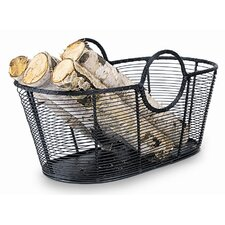 Wrought Iron Harvest Basket