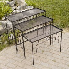Nesting Tables 3 Piece Set